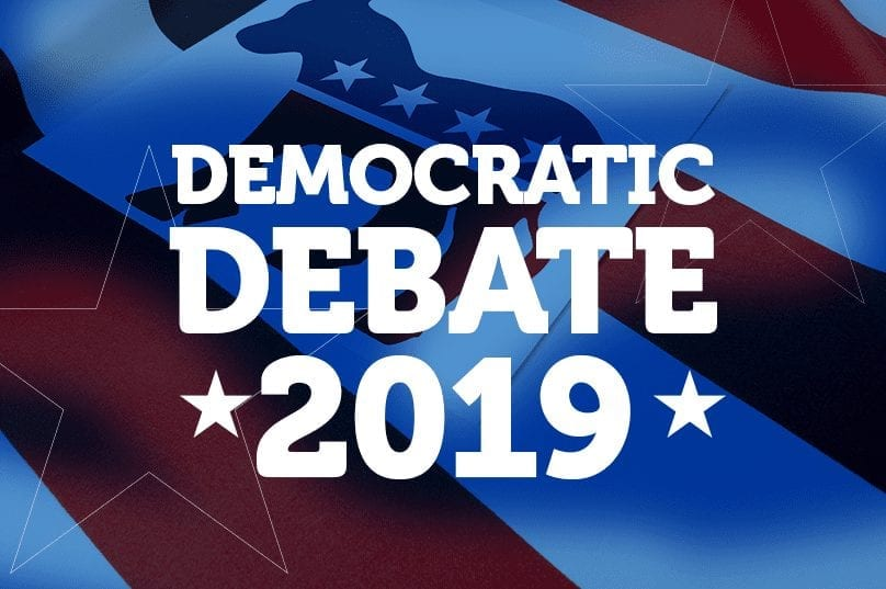 2020 democratic debate featured image
