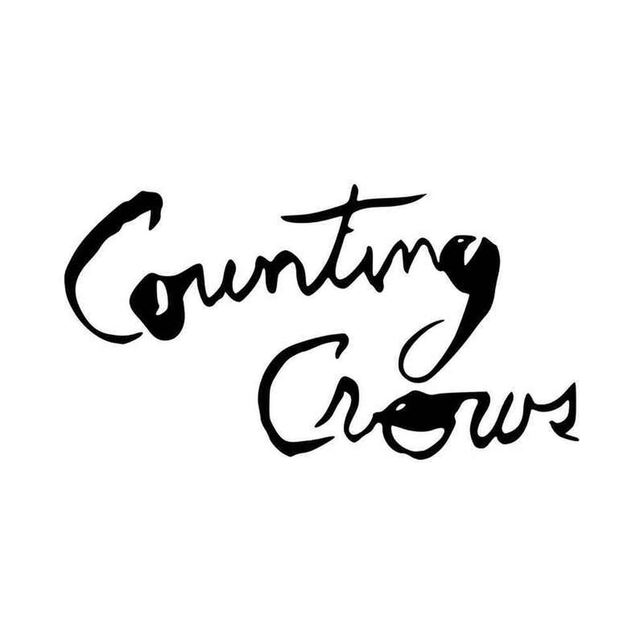 Counting Crows logo